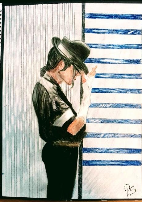Michael Jackson por PenStilos